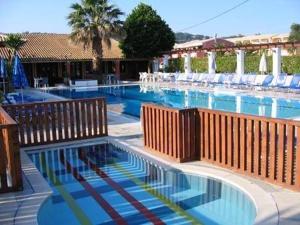 Hotel apartmani Summertime Sidari KRF